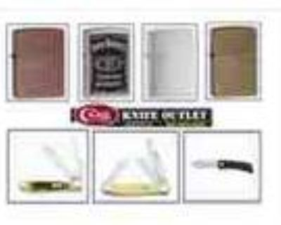 High Quality Kife Case And Lighters Zippo