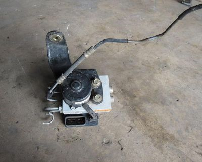 1998 Lincoln Mark Viii Abs Pump Assembly