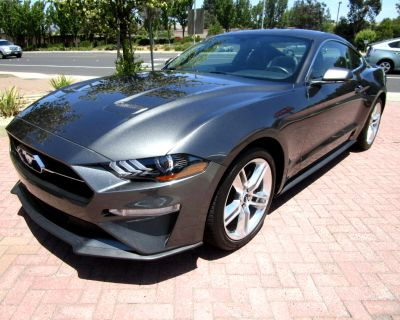 Used 2018 Ford Mustang ECOBOOST PREMIUM PKG**HEAT-VENT SEATS**NAVIGATION*