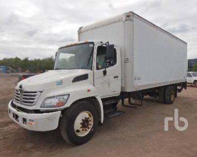 2008 HINO SA Box Trucks, Cargo Vans Truck