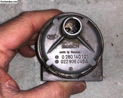 Auxiliary Air Regulator Valve - 022906045A