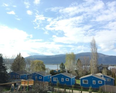 Lakeview Landing - Private Queen Suite With all Amenities - Shuswap Lake - Sorrento