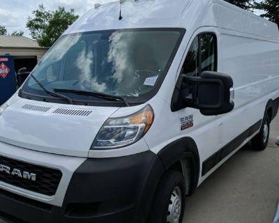2019 Ram ProMaster Cargo Van 3500