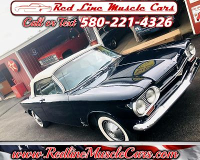 Used 1964 Chevrolet Corvair Monza Turbo Spider convertible