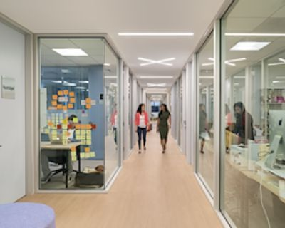 Team Office for 7 at Cross Campus Downtown LA