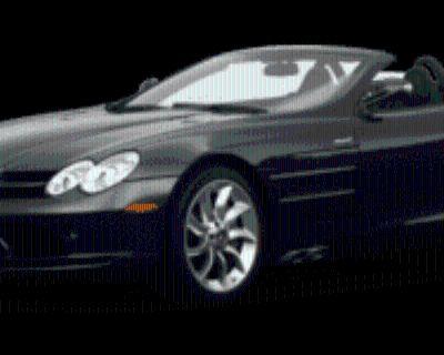 2009 Mercedes-Benz SLR McLaren Standard