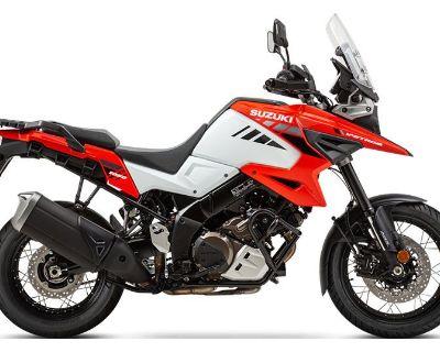 2020 Suzuki V-Strom 1050XT Dual Purpose Amarillo, TX
