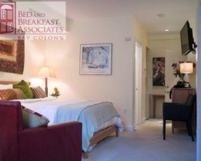Dartmouth St & Montgomery St #Garden, Boston, MA 02116 Studio Apartment