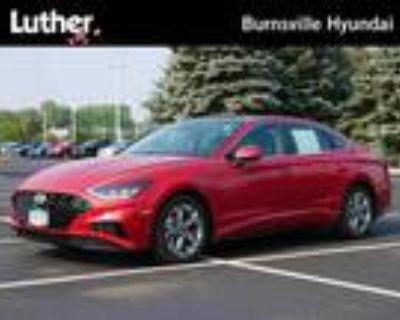 2021 Hyundai Sonata Red, 5K miles
