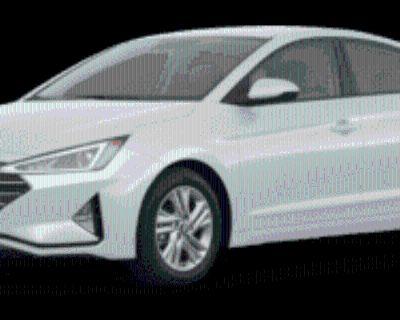 2020 Hyundai Elantra Sport