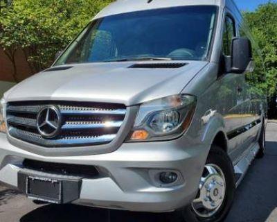 2017 Mercedes-Benz Sprinter Cargo Van 3500