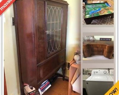 Mc Lean Moving Online Auction - Carper Street