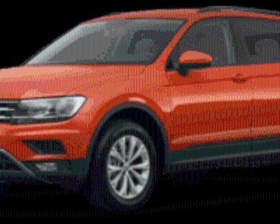 2018 Volkswagen Tiguan SE FWD