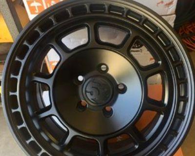 Massachusetts - Set of 5 sport alloy wheels