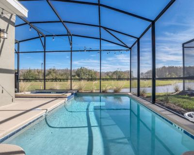 Storey Lake Resort 5 Bedroom Vacation Home with Pool (2019) - Kissimmee