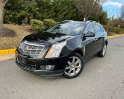 2011 Cadillac SRX Performance Collection FWD