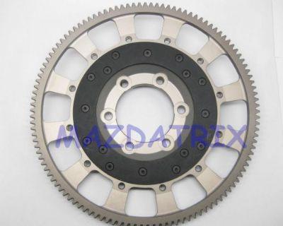 "Mazda Rotary Aluminum Flywheel For 7.25"" Clutch (11 3/4"" Diameter, Fc3s,fb,rx7)"