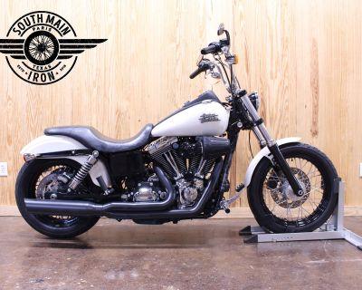 2015 Harley-Davidson STREET BOB Street Motorcycle Paris, TX