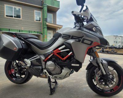 2020 Ducati MULTISTRADA 1260 S TOURING