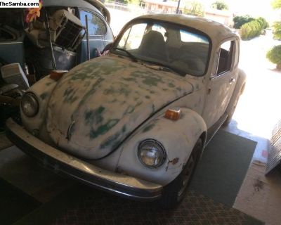 Parting out 1974 super beetle