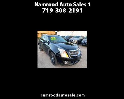 2010 Cadillac SRX AWD 4dr Turbo Premium Collection