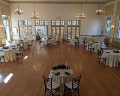 Suburban Vintage Ballroom, Bala Cynwyd, PA