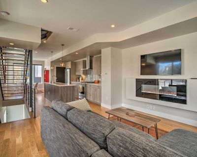 Fully Loaded Denver Townhome: 1 Block to Mile High - West Colfax