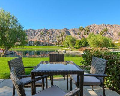 Views of Mountains/Lake/Pool at PGA West Palmer Residence Newly Remodeled Throughout -3BD#110767 - La Quinta