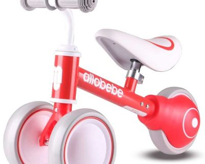 3 wheels Balance bike