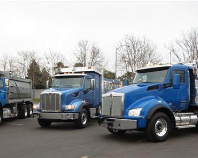 Heavy equipment & dump truck funding - We handle all credit types