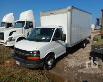 2016 CHEVROLET SA Box Trucks, Cargo Vans Truck