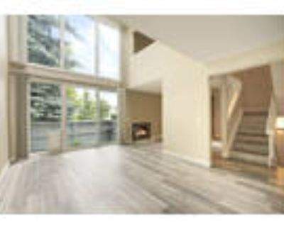 Stunning Townhouse with Vaulted Ceilings and Remodeled Kitchen