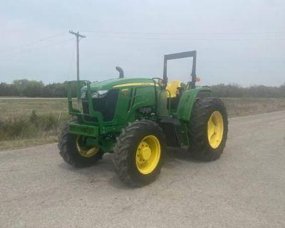6105E John Deere 4x4 Tractor