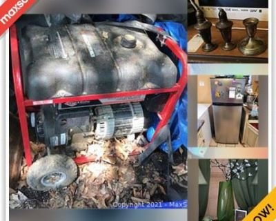 Odenton Moving Online Auction - Willow Leaf Lane (CONDO)