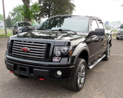"""Used 2011 Ford F-150 4WD SuperCrew 145"""" FX4"""