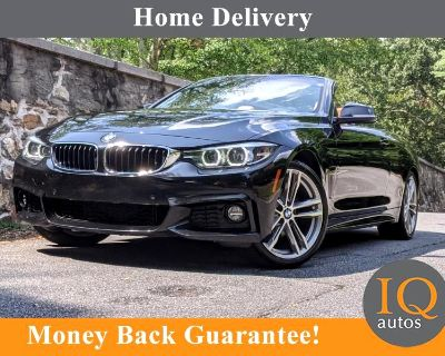 Used 2018 BMW 4-Series 430i Convertible