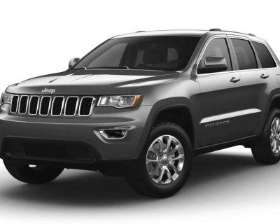 New 2021 JEEP Grand Cherokee Laredo E 4x2 Sport Utility