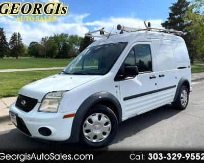 Used 2012 Ford Transit Connect XL with Rear Door Glass