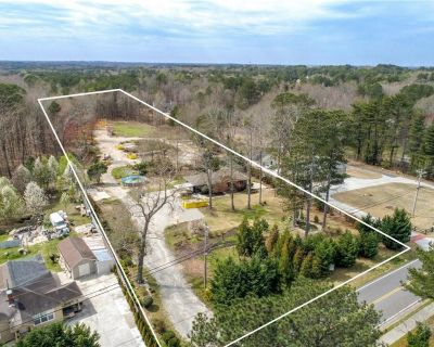 5.18 Acres for Sale in Lawrenceville, GA