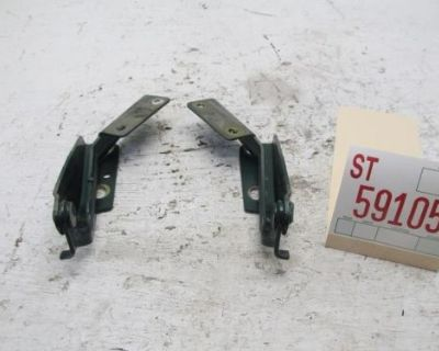 2000 Focus Zx3 Htbk Left Right Front Hood Hinge Hinges Oem 18333