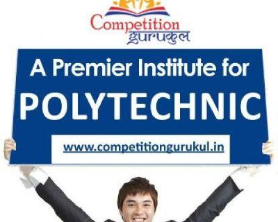BEST POLYTECHNIC COACHING INSTITUTE/CENTER IN DELHI, JANAKPURI, UTTAM NAGAR