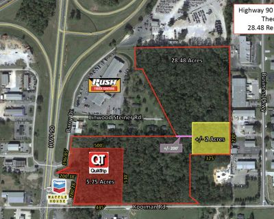 FOR SALE: 28.48 Acres, B-5