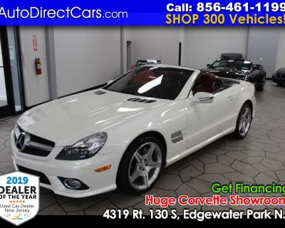 Used 2012 Mercedes-Benz SL-Class 2dr Roadster SL 550