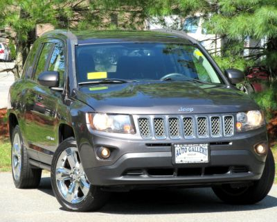 Used 2014 Jeep Compass 4WD 4dr Latitude Leather Backup Camera