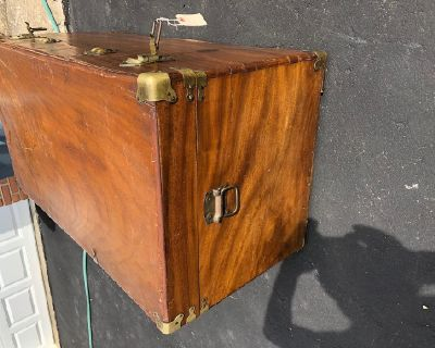Camphor chest from 1920/30's