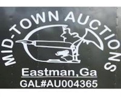 Equipment, & Tool Auction