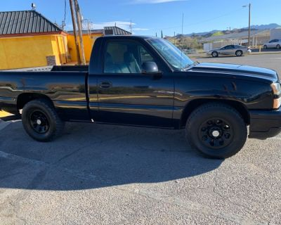 Chevy Silverado Blacked Out