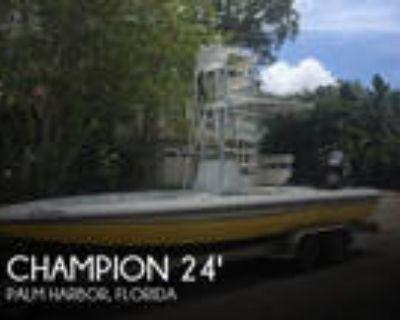 23 foot Champion 23