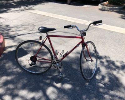 Univega road bike