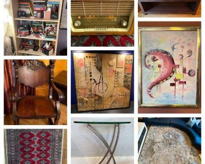 Modern Designer and Antique Furniture in Oak Park